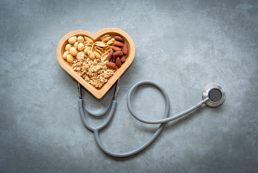 Nuts for the Heart